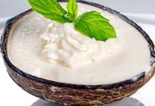 glace à la noix de coco au Thermomix