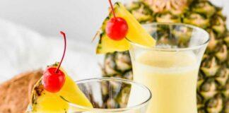 Cocktail Piña colada