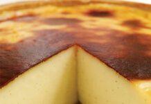 Flan pâtissier sans pâte avec thermomix