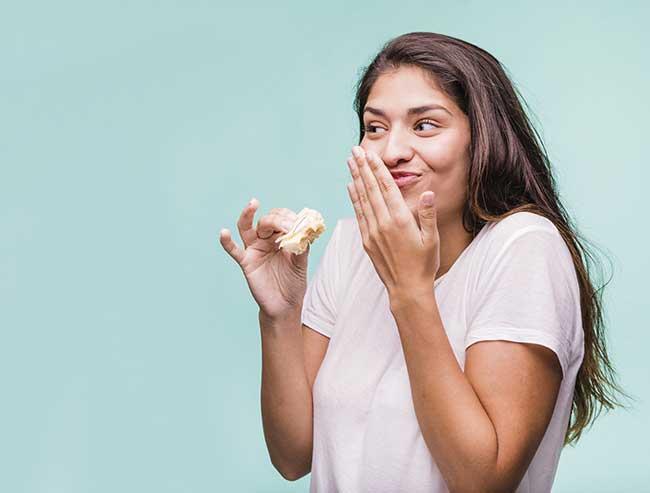 arrêter de grignoter entre les repas