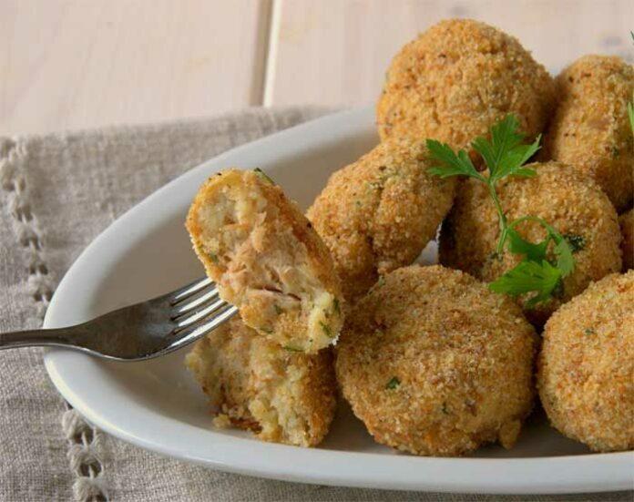 Boulettes thon pommes de terre
