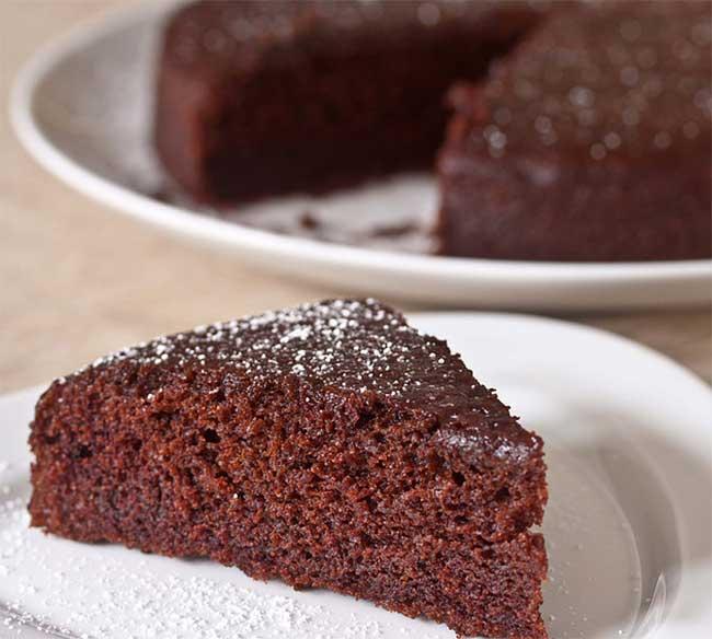 Gâteau chocolat micro-ondes