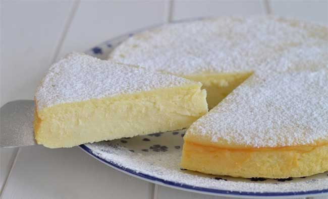 Gâteau à la ricotta