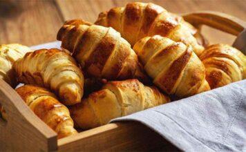 Légers croissants ww