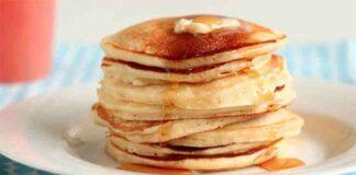Recette facile Pancakes Thermomix