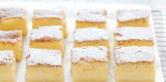 Gâteau magique sans gluten