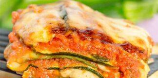 lasagnes courgettes tomates