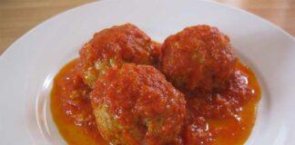 Recette des boulettes de viande à la sauce tomate