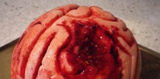Cerveau de Halloween