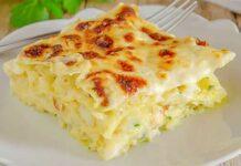 Lasagnes au jambon et chou-fleur recette Weight Watchers