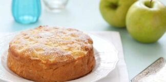 Moelleux pommes Thermomix