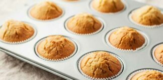 Muffins light oeufs beurre