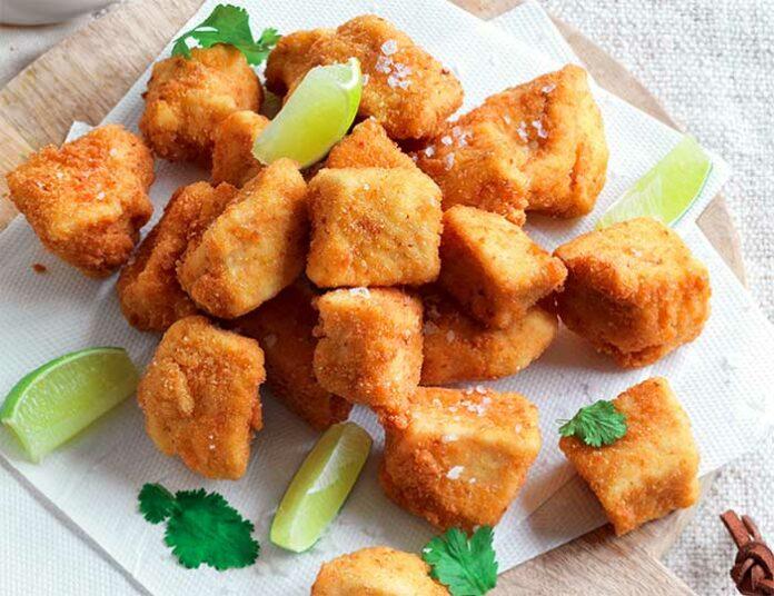 Recette des nuggets de poulet au Thermomix