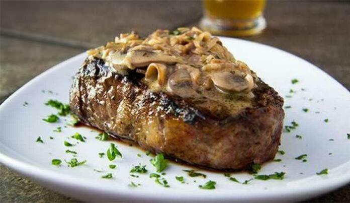 Steaks champignons
