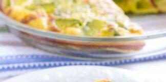 La recette de la quiche sans pâte au thon