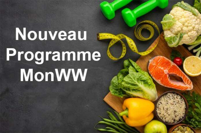 Nouveau programme de Weight Watchers MonWW