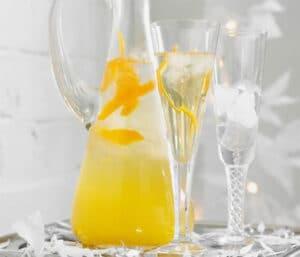 Cocktail Citrus Lillet au thermomix