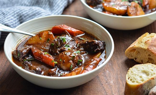 Recette du boeuf carotte
