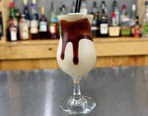 Recette du cocktail Toblerone