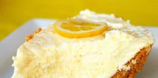 Recette de la tarte au citron au Thermomix