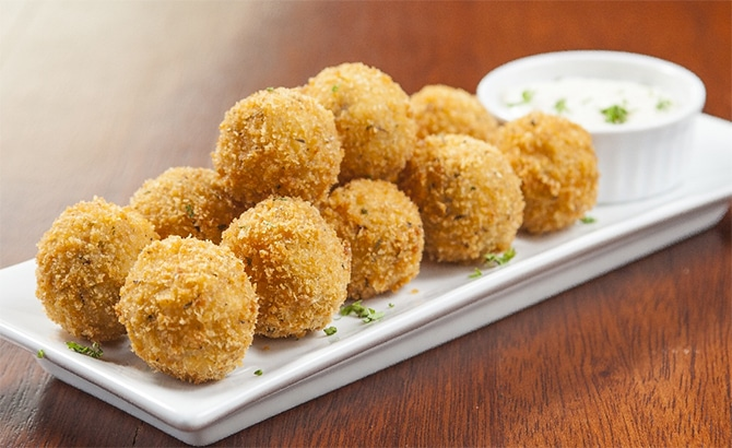 Croquettes bacon Thermomix