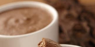 Mousse au chocolat light