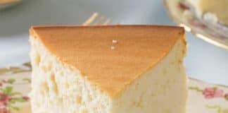 Cheesecake au fromage blanc et à la ricotta