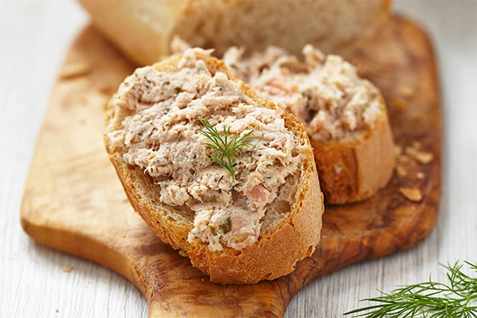 Pâté de saumon au thermomix