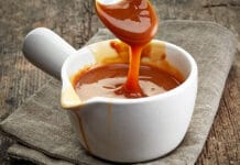Caramel au beurre salé au Thermomix