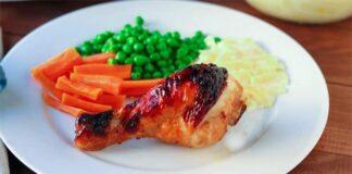 Cuisses de poulet au gingembre au Thermomix