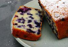Gâteau au yaourt et aux fruits