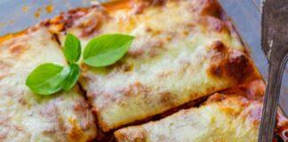 Lasagnes au thon et courgette