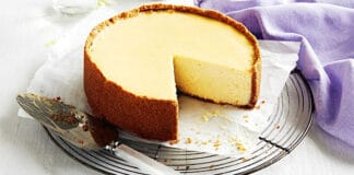 Le New York cheesecake