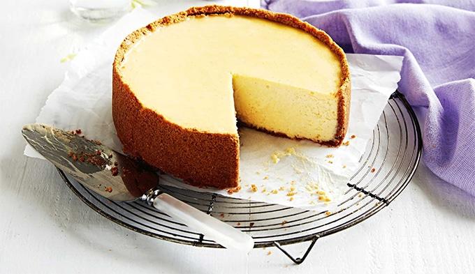 Le New York cheesecake