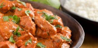 Sauté de veau au curry