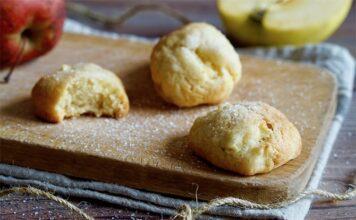 Biscuits légers aux pommes