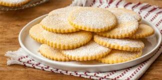 Biscuits légers sans beurre