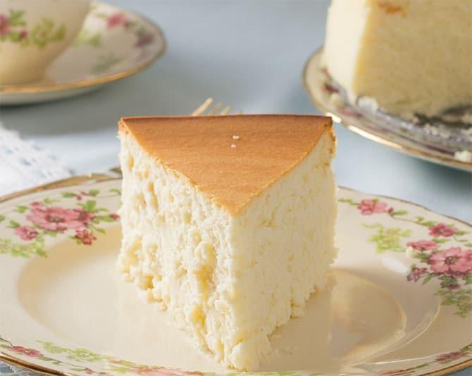 Cheesecake à 1 point