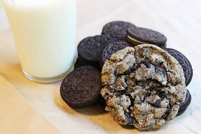 Cookies Oreo au Thermomix