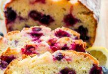 Gâteau léger aux fruits et yaourt