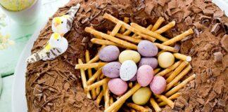 Nid de Pâques au Thermomix