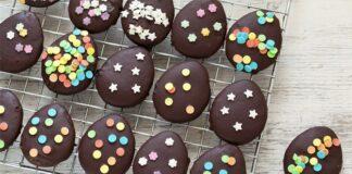 Sablés au chocolat pour pâques au Thermomix