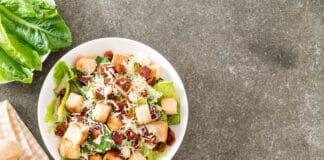 Salade césar de poulet