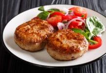Boulettes de viande à la courgette