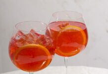 Cocktail Spritz Veneziano au Thermomix