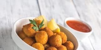Croquettes de poisson au curry au Thermomix