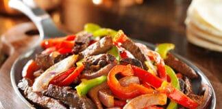 Poêlée de légumes et poulet