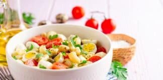 Salade de pâtes à la façon italienne