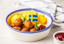 Boulettes de viande suédoises au Thermomix