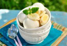 Crème yaourt banane au Thermomix